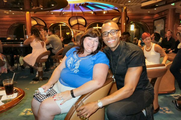 We enjoyed most of the music and entertainers on Royal Caribbean's Navigator of the Seas on our Caribbean Cruise vacation.