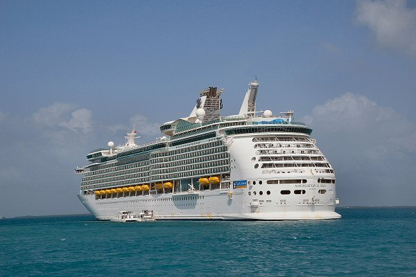 Royal Caribbean's Navigator of the Seas on our Caribbean Cruise vacation