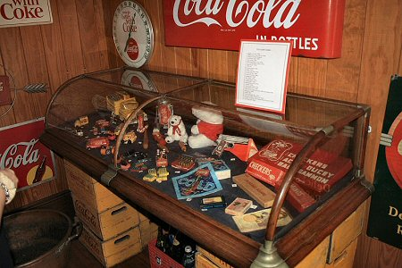 Biedenharn Candy Company - Coca Cola Museum in Vicksburg Mississippi - family travel photograph