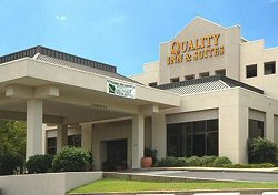 quality inn in Vicksburg Mississippi